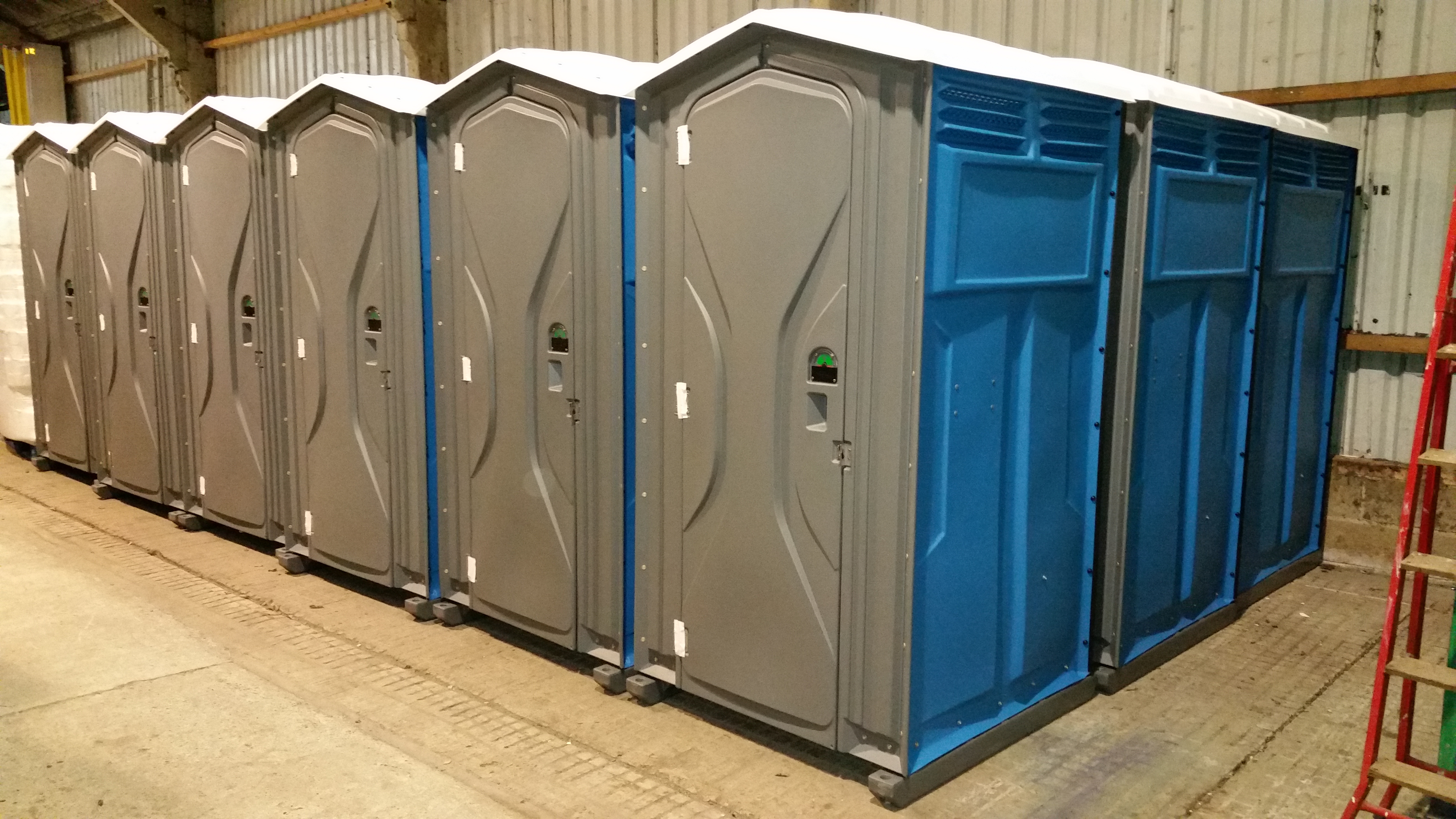 Portable Toilet Hire in Loughton