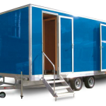 Luxury VIP 2+1 Toilet Trailers
