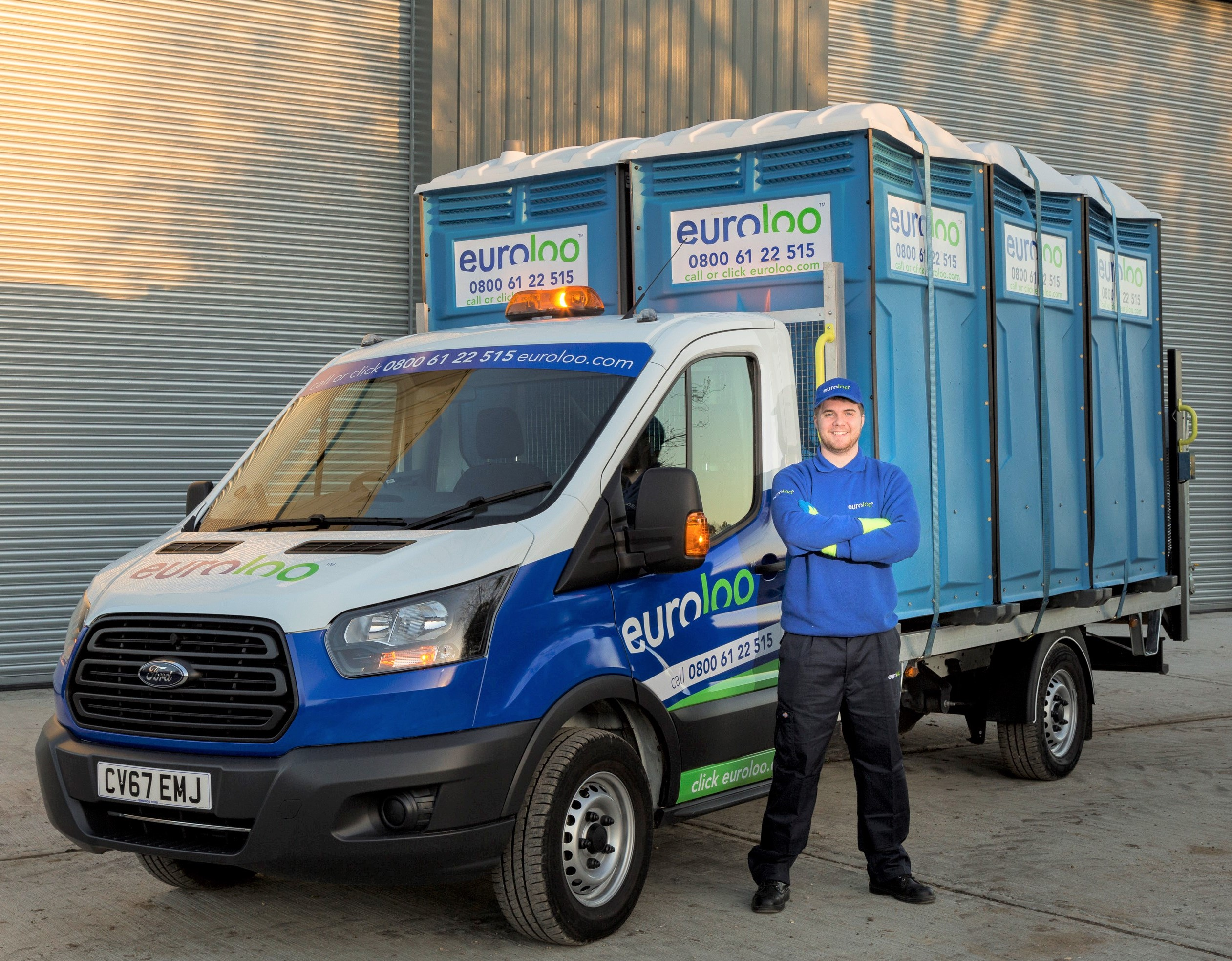 portable toilet hire in Birmingham